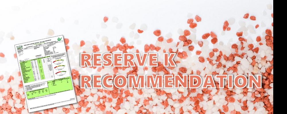 Reserve K_1